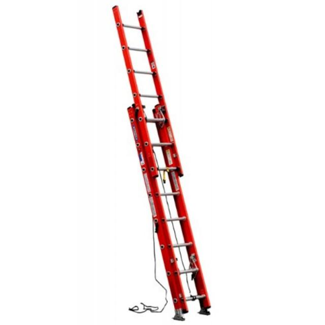 LADDER 32 FOOT EXTENSION FIBERGLASS Rentals Wichita KS, Where to