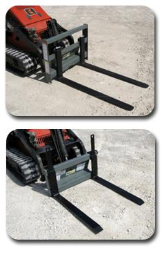 Where to find PALLET FORK DITCH WITCH in Wichita