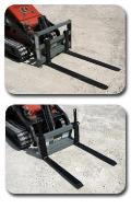 Rental store for PALLET FORK DITCH WITCH in Wichita KS