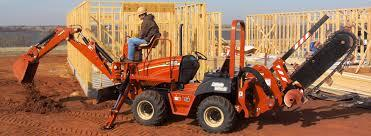 Where to find TRENCHER RT45 -48 X 6  W BACKHOE in Wichita