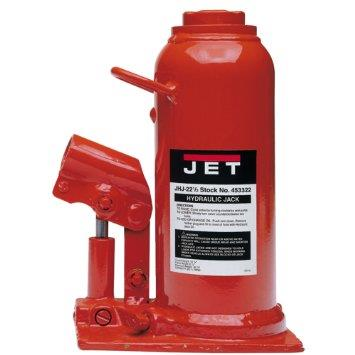 Where to find JACK  HYDRAULIC 22 1 2 TON BOTTLE in Wichita