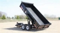 Rental store for TRAILER DUMP 6 .8 X14 GVW 12000LB in Wichita KS