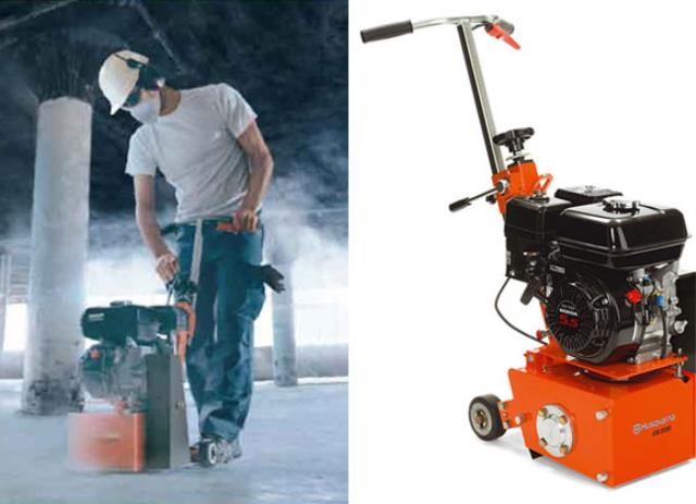 Where to find CONCRETE SCARIFIER HUSQVARNA CG200 in Wichita