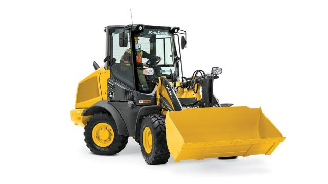 Where to find WHEEL LOADER 244L JOHN DEERE in Wichita